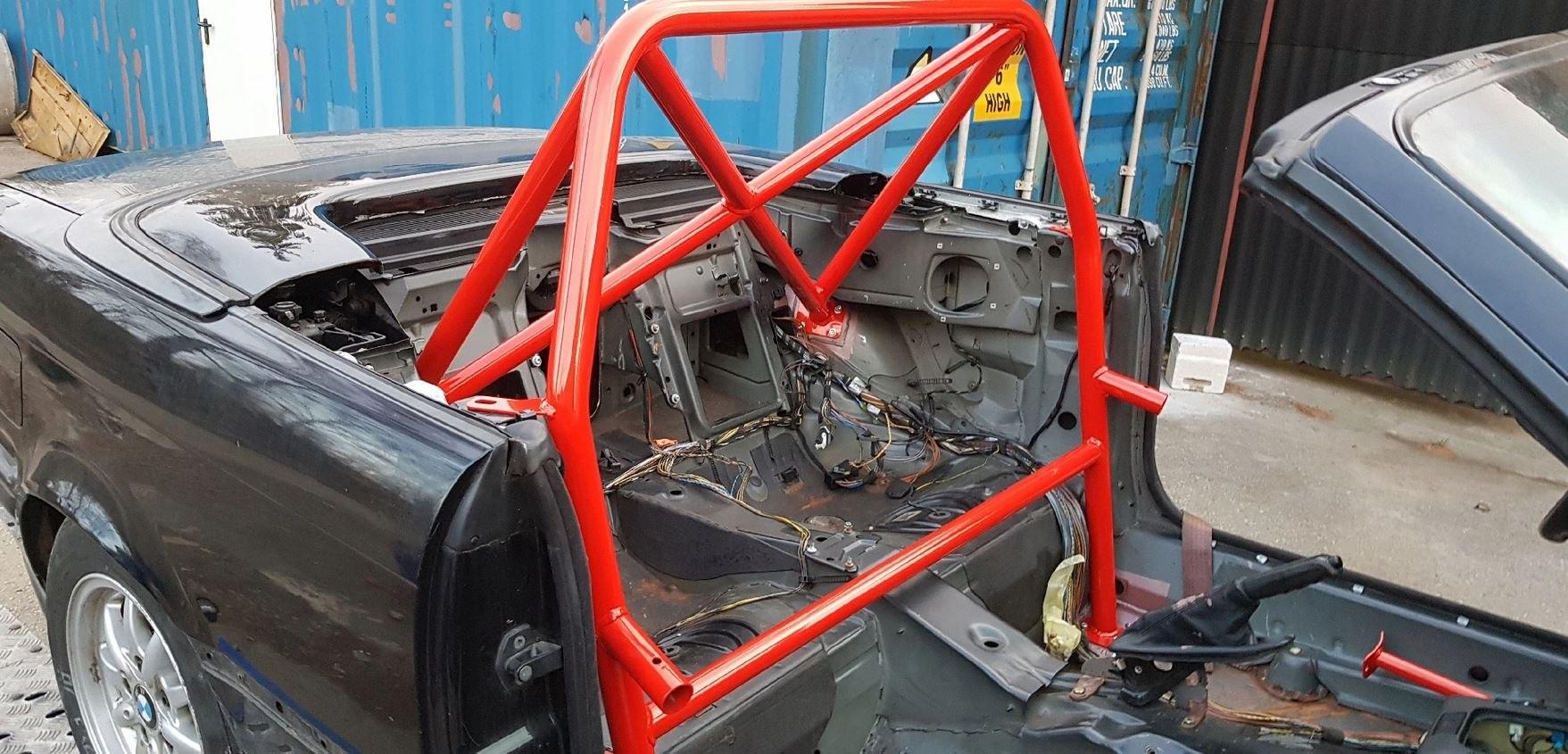 Rollbar e36 Cabrio kabrio m3 - GRUBYGARAGE - Sklep Tuningowy